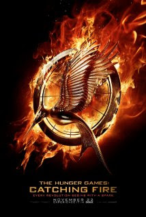 The Hunger Games Logo movieloversreview.filminspector.com