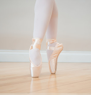 "Bloch ""Aspiration"" shoes"