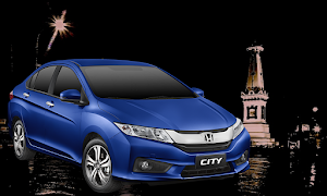 Sewa Mobil Honda All New City Jogja
