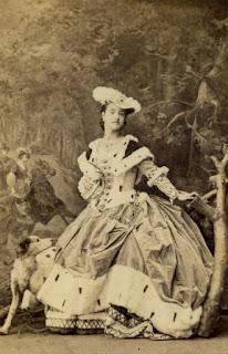 Патти Аделина (Adelina Patti) (1843—1919),итальянская певица