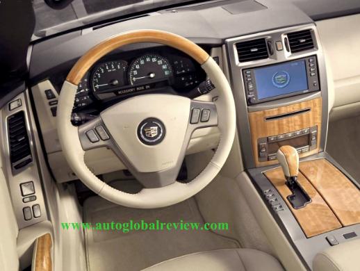 Cadillac XLR Supercharged Specs