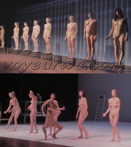 Nude Performance, Naked Theater: Who - Final