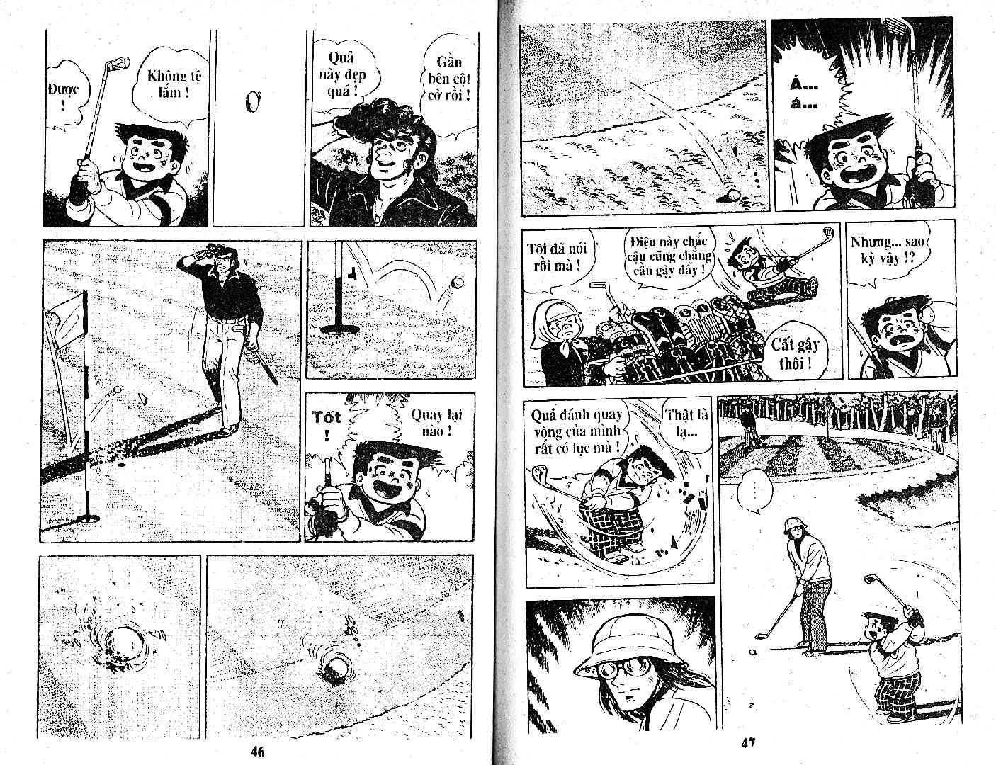 Ashita Tenki ni Naare chapter 26 trang 22