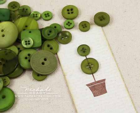 plant of the buttons - tutorial