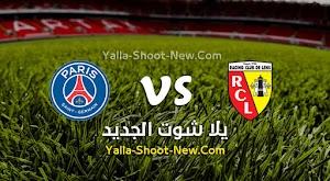 نتيجه مباراة باريس سان جيرمان ولانس اليوم بتاريخ 10-09-2020 في الدوري الفرنسي