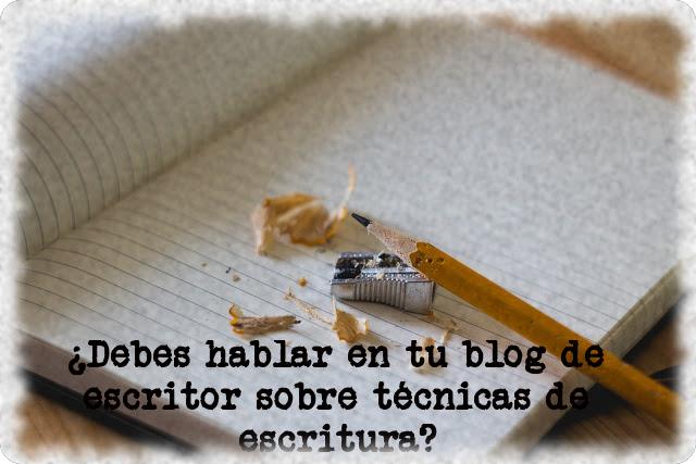 Qué publicar en un blog de escritor