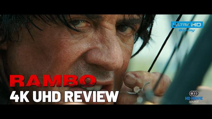 Rambo 4K (2008) Ultra HD Blu-ray Review: The Basics
