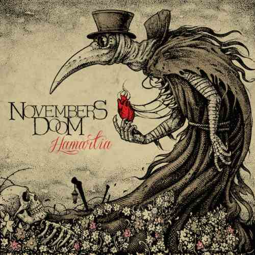 "NOVEMBERS DOOM: Ακούστε το ""Plague Bird"" απο το επερχόμενο album"