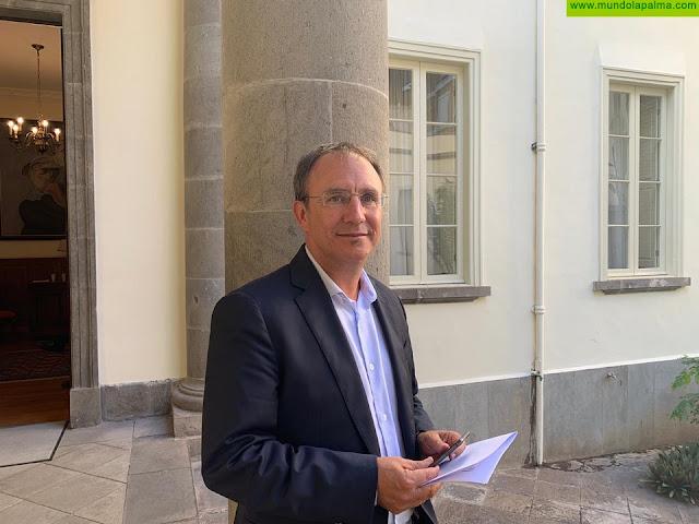 """Sergio Rodríguez: """"El protocolo de Educación para la vuelta a las clases no se ha consensuado con la comunidad educativa ni con los ayuntamientos y deja muchas dudas sin resolver"""""""