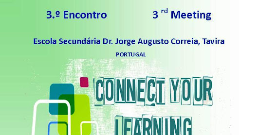 3.º Encontro do Projeto CONNECT YOUR LEARNING