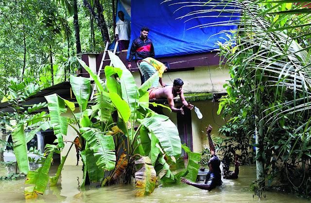 floods effects kerala