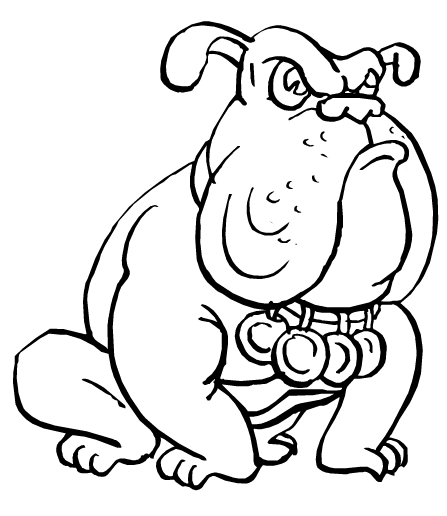 Desenho-Na-Web: Cachorro Loco