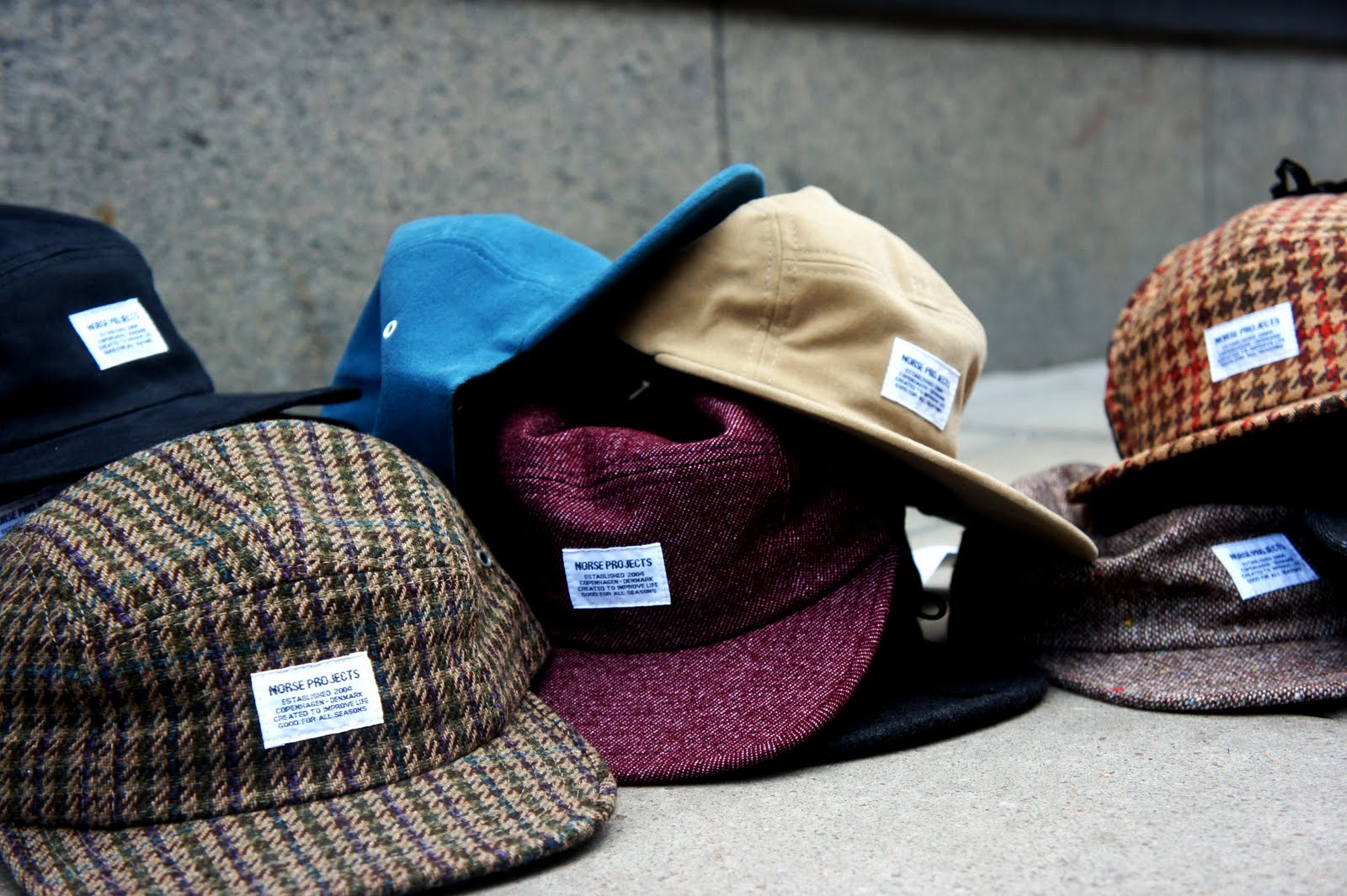 C Store Blog Norse Projects Autumn Winter 2011 Caps