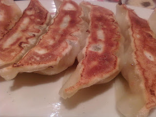 Gyoza - Japanese Pan-Fried Dumplings