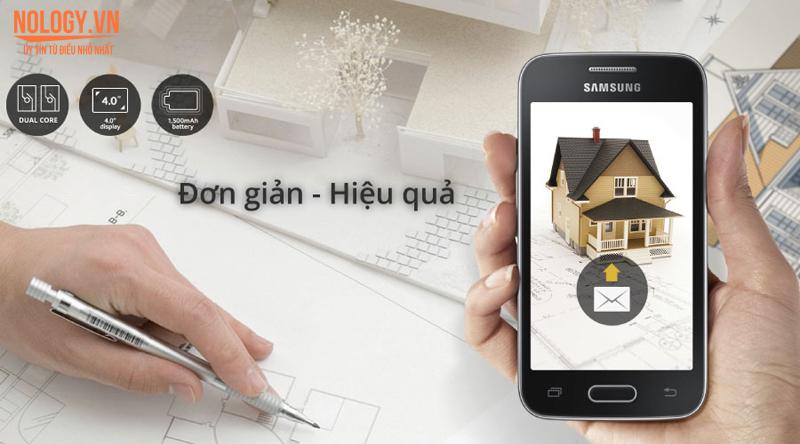Địa chỉ bán Samsung Galaxy V plus chính hãng