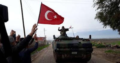 تركيا من جديد تخون روسيا