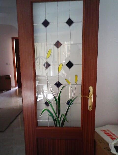El mundo de deza dyd decorar cristal puerta - Decorar cristales de puertas ...