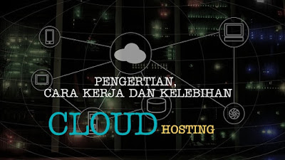 Pengertian, Cara Kerja dan Kelebihan Cloud Hosting