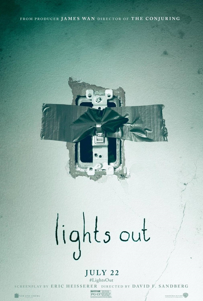 Póster: Lights Out