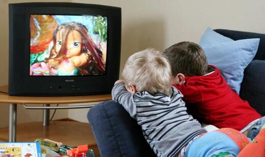 Çocukla Çizgi Film İzlemek