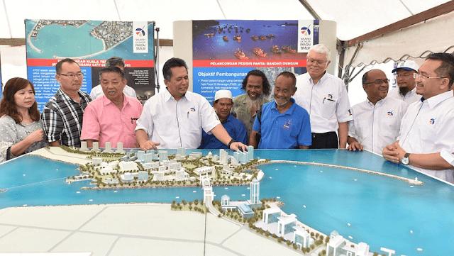 Transformasi Pusat Bandar Kuala Terengganu, Kuala Terengganu City Centre, KTCC, ECERDC, ECER,