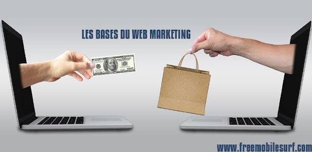 Web marketing ou marketing sur internet