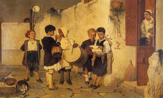 Ο διασημότερος ελληνικός πίνακας των Χριστουγέννων