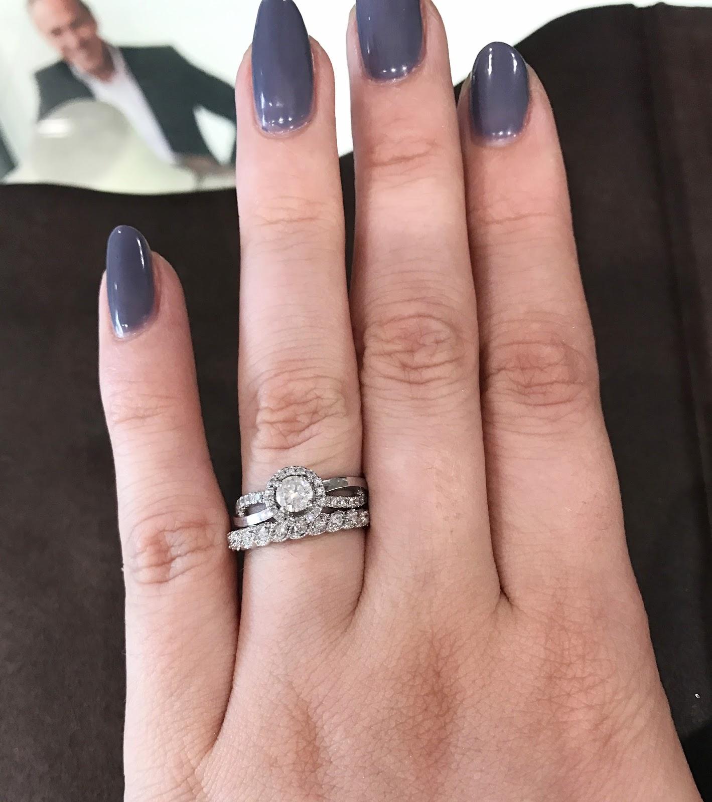 WEDDING DIARY | CHOOSING THE RIGHT WEDDING BANDS | Sj Beauty