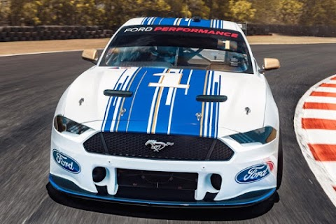 Meet the Ford Mustang Supercar