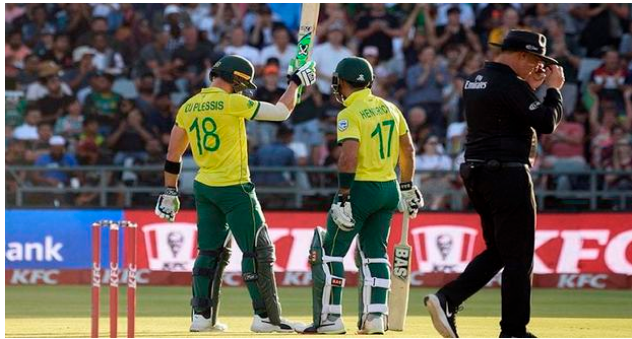 South Africa also defeated Pakistan in the second T20