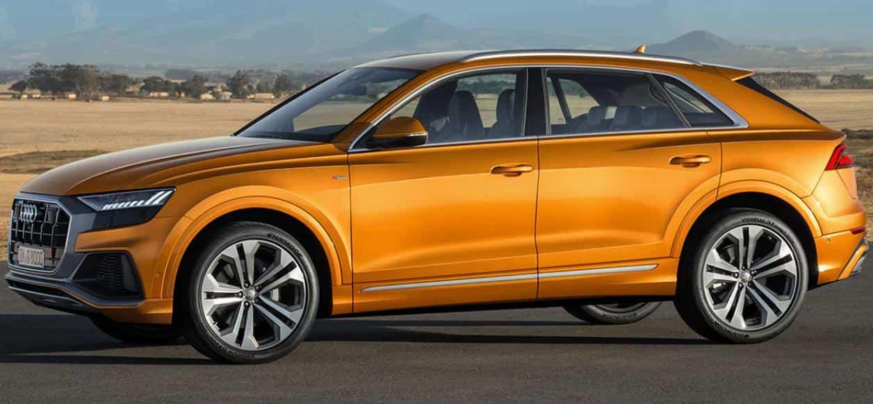 2019 Audi Q8 Release Date