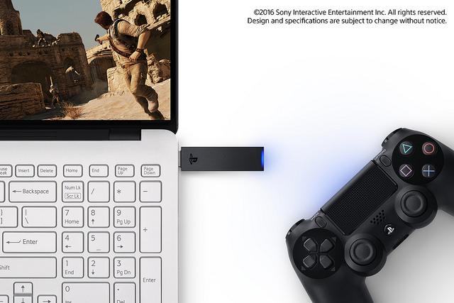 PS Now confirmado para PC y anunciado periférico para usar el mando de PS4 en él