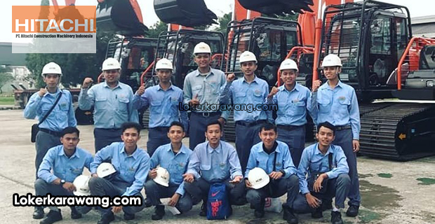 Lowongan Kerja PT. Hitachi Construction Machinery Indonesia Cibitung