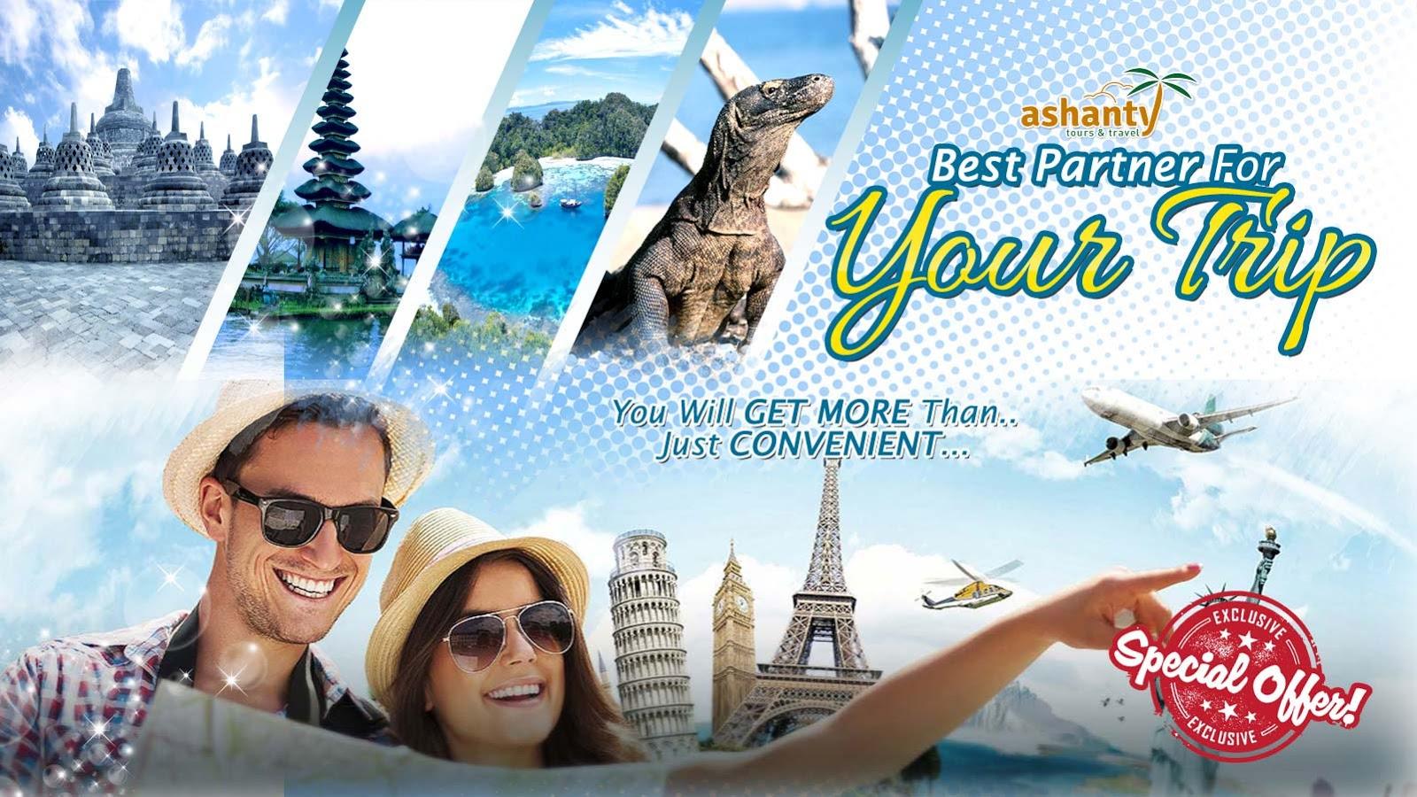 Bosan Kerja? Yuk Liburan bersama Ashanty Tour Travel Surabaya