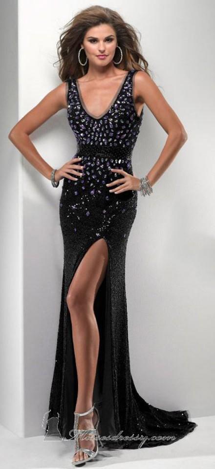 Divinos vestidos de moda | vestidos para una ocasión especial