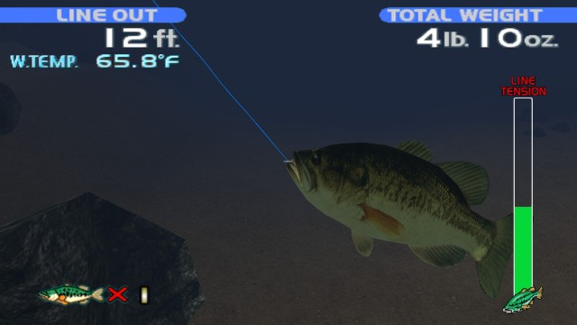 Download Sega Bass Fishing PC Games Gameplay