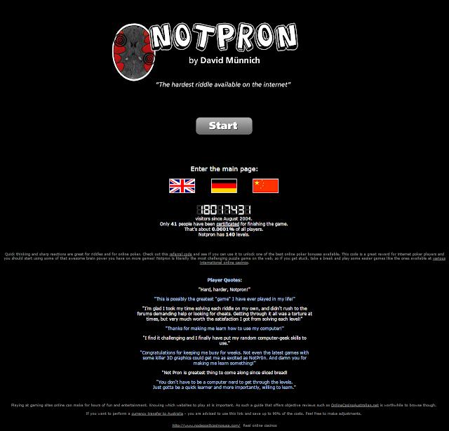 http://notpron.org/notpron/