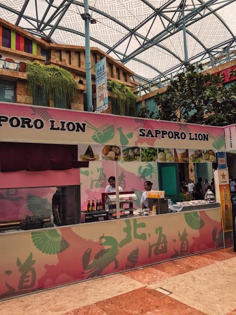 Sapporo Lion