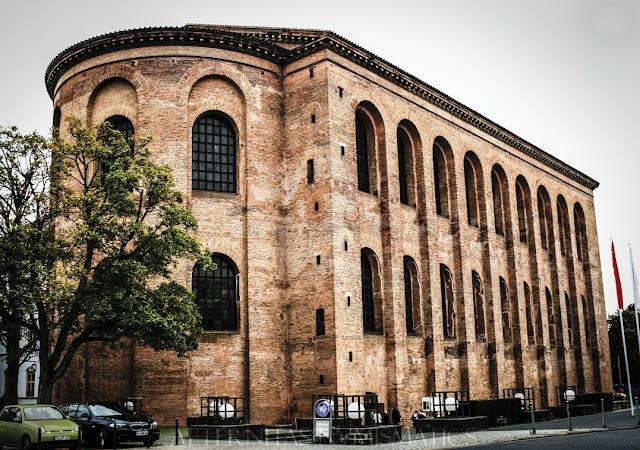La Basílica de Tréveri en Trier