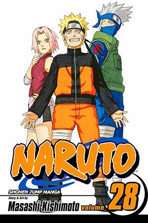 Naruto Tomo 28