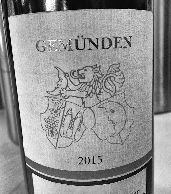 Riesling aus dem Weingut Gemünden in Bad Kreuznach