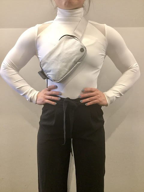lululemon noir-pant ethereal-mock-neck