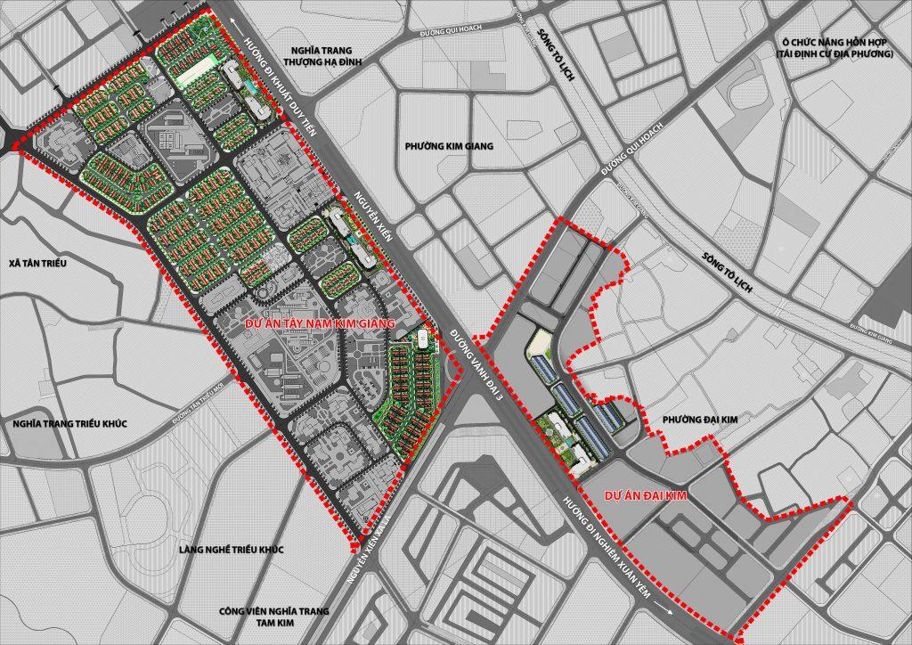 Athena Fulland siêu dự án trên mặt đường Nguyễn Xiển
