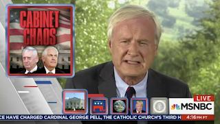 Matthews Suggests Trump Channel Mussolini, Murder Kushner; Compares Him to Ethiopian Dictator