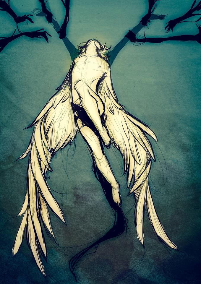 Domando Al Lobo 150 Alas De ángel No De Mariposa Dolorcronico