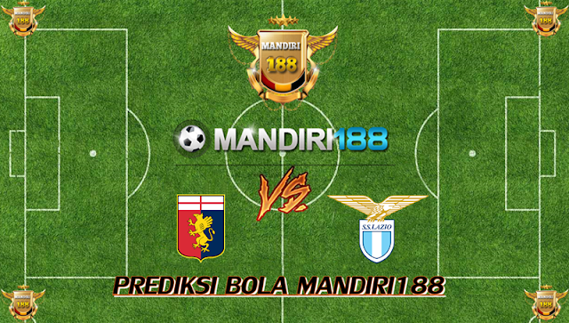 AGEN BOLA - Prediksi Genoa vs Lazio 18 September 2017