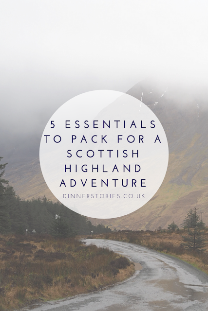 5 Essentials to Pack for a Highland Adventure