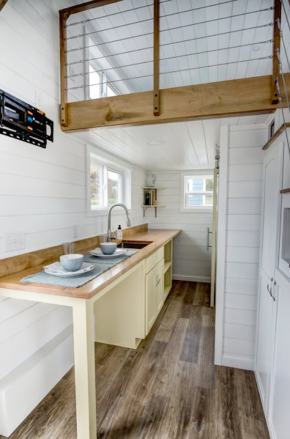 Kitty Hawk tiny house - Modern Tiny Living