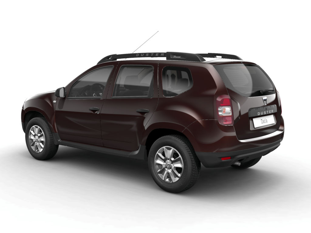 foto dacia duster colore Brown Chili