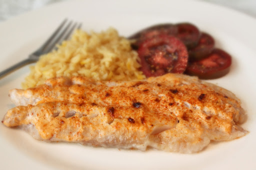 """BBQ"" Broiled Red Snapper – This One's For the Haters"